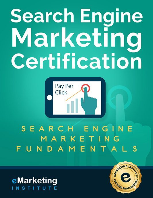 100% FREE Search Engine Marketing Course & Certification