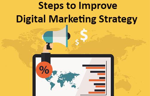 Improve digital marketing strategy