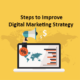 Improve digital marketing strategy