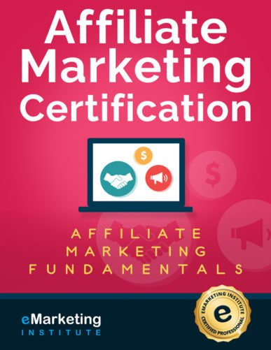 Affiliate Marketing Course and Certification (FREE)